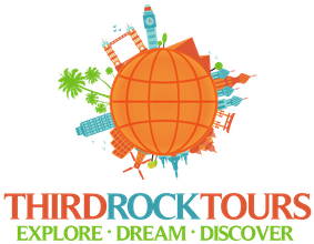 Logo for Third Rock Tours